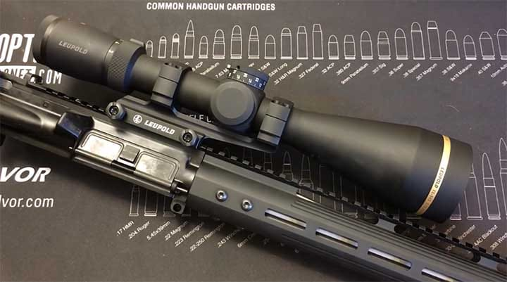 best scope for 30-06